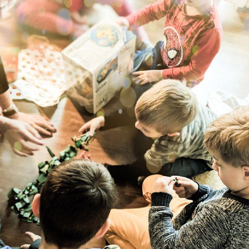 Kindergeburtstag feiern mit Kassiopeia