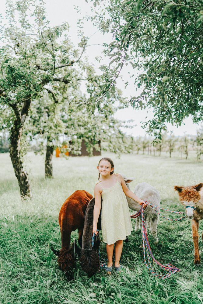 Kassiopeia Kindergeburtstag im Garten 65