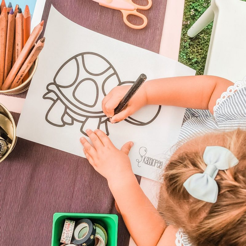 Kassiopeia Kinderbetreuung auf Events